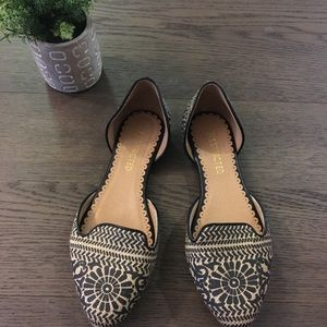 Restricted Pointed Flats Size 7